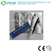 CE &FDA approved professional oral care teeth whitening kit/system