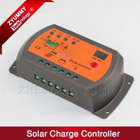 China Made PWM 12 Volt 20 Amp solar tracker controller solar charge controller