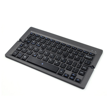 OEM Wireless Multi Device Foldable Folding Keyboard for iphone ipad android smartphone