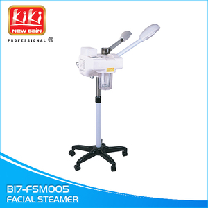 KIKI NEWGAIN Beauty Equipment. Facial Steamer machine.Salon Spa Equipment.Hot and cool Facial Steamer