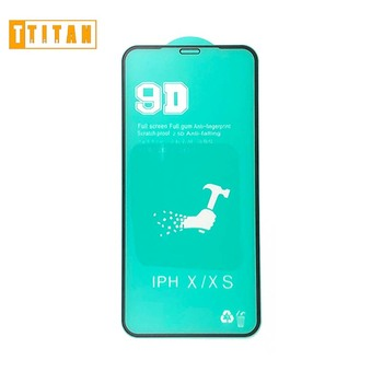 2.5d 9D Ceramics anti-fingerprint full cover super hard 9h  tempered glass screen protector Film For iphone 6p 78 xsmax