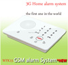 Wireless GSM Home security Alarms system SMS SIM Mobile Auto Dial BURGLAR INTRUDER W/ Pir door windows sensors detector
