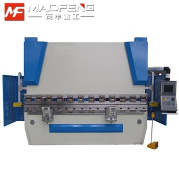 WC67 100 ton 4mm 3200mm 3.2 meters cnc hydraulic metal press brake for sale
