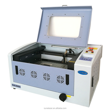 SUNA Hot sale co2 laser engraving cutting machine engraver 40w with imported components