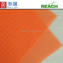 rubber coated wire mesh woven pvc coated fabric pvc coated polyester mesh fabric