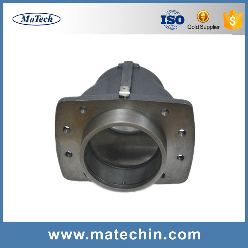 Custom Cnc Machining Milling Housing Gray Iron Casting