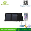 Sunpower High Quality Solar Panel Battery Charger 3.7V