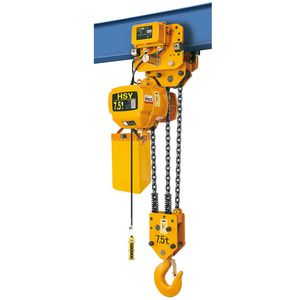 monorail traveling electric chain hoist 1000kg