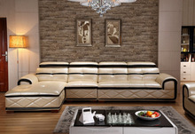 Lounge chaise couch,De Lu sofa bed,Living room furniture