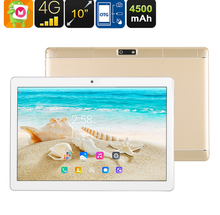 Popular 10 Inch Tablet PC Android 6.0,4G, Dual SIM, Android Tablet 4500mAh Battery