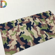 Modern Design 100% polyester quick dry STRIPE microgroove camouflage fabric