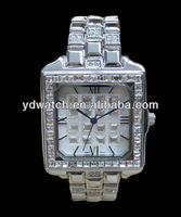 Big Square face watch &Square quartz watch