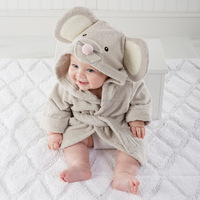 YUPAO-29 Children's clothing baby lovely comfortable gown of new fund of 2016 autumn winters is children's cartoon household ho