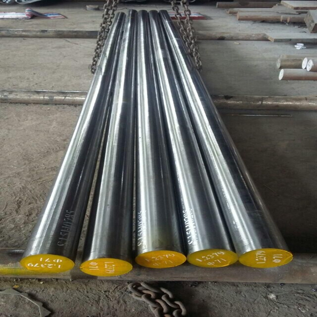 Prime Quality 12l free cutting bright forged processing carbon steel round bars from factory