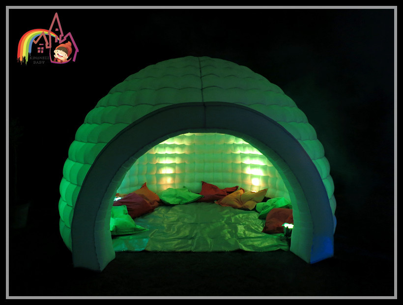 inflatable green tent , inflatable luna tent , inflatable bubble camping tent