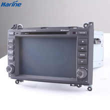 CAN control WMA Screen Touch DVD Vehicle Player