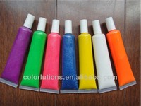 artist quality acrylic paint in soft tubes