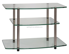 outdoor tv stand, metal legs tv stand
