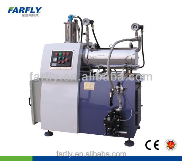 Factory price horizontal bead mill machine for paint