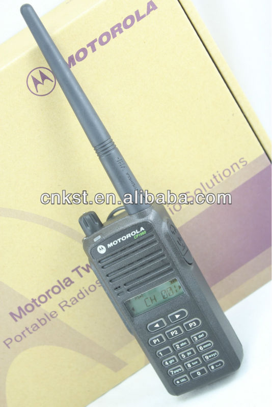 MOTORO CP1660 With Keyboard Walkie Talkie