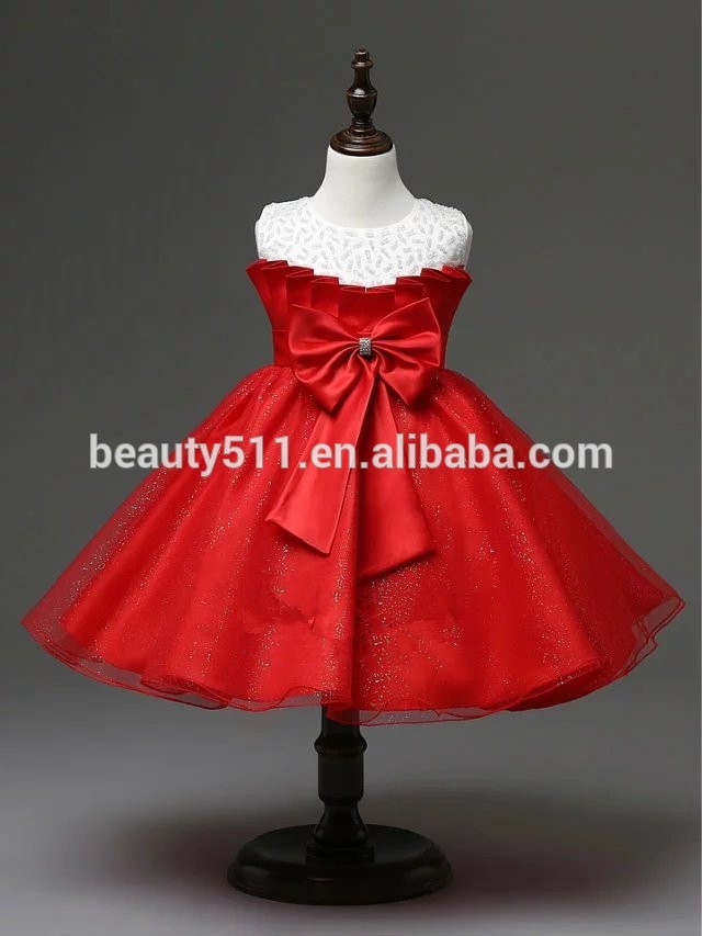Children's wedding dress exclusive and breathable evening dress party dress ED587