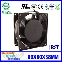 Steel sound quality outdoor cooling fan