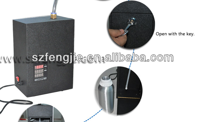 Factory Supply Aroma Diffuser Fragrance Diffuser System Machine FJ-0201