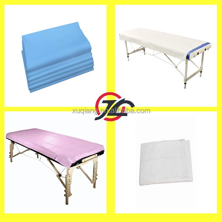 Disposable Examination Bed Sheet Rolls Perforated Lines