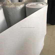 Insulation 20mm thickness polyester needle punched nonwoven hard felt