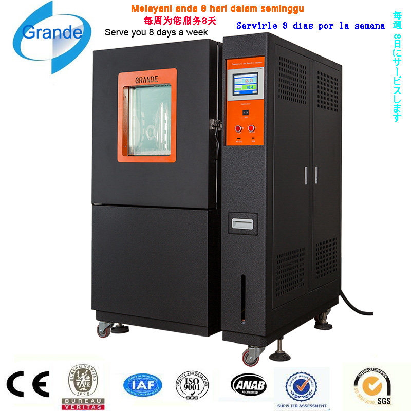 Lab test equipment temperature humidity simulation climate chamber
