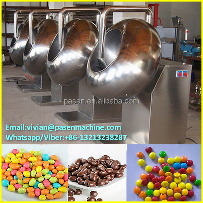 Chocolate Candy Coating Machine/Sugar Coating Machine