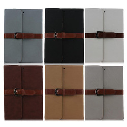Wholesale Leather Protective Sleeve for Apple iPad Mini 4 Tablet Covers Cases Factory