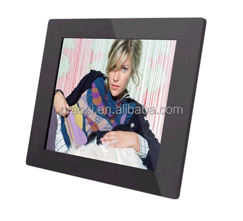 10.4 inch led digital frame wall mounted Internal HD videoplayer 1080P