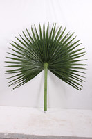 decorative make artificial palm leaves, artificial tree branches and leaves, decor palm tree leaves