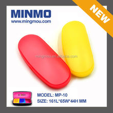 pc/pp/abs/as material multi-color options plastic eyeglasses case