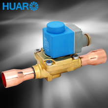 High Precision Low Price Brass Solenoid Valve