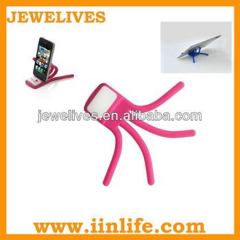 rubber phone stand,mobile phone stand