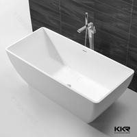 KKR short bathtub and shower ,portable whirlpool for couples bathtub