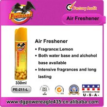 Lemon Scent Air Conditioner Freshener