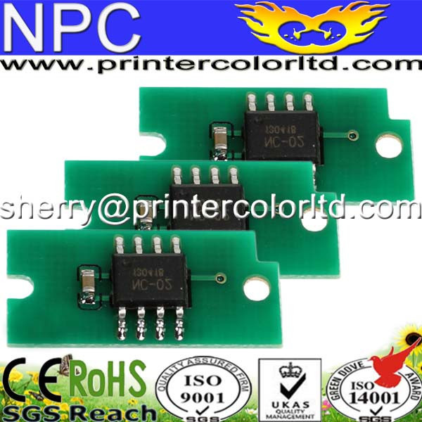 Toner chip for Epson Aculaser C1700 (Printer used in C13S050611)