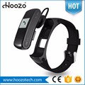 China alibaba good reputation smart bracelet with bluetooth headset