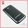 RF Deluxe Hard Battery Back Cover Housing Door Ultrathin Brushed Matel Aluminum Case for Galaxy S4 Mini