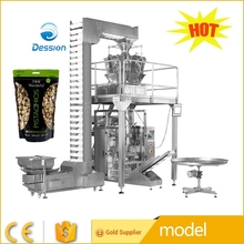 Low Cost Pouch Nuts And Dried Fruit Packing Machine