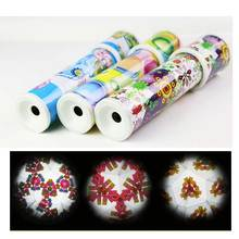 New 2017 Toys Funny Promotion Gift Logo Printed Montessori Kaleidoscopes Other Educational Toy
