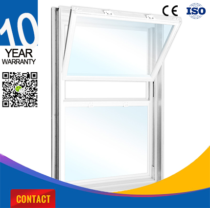 double leaf glazed folding window