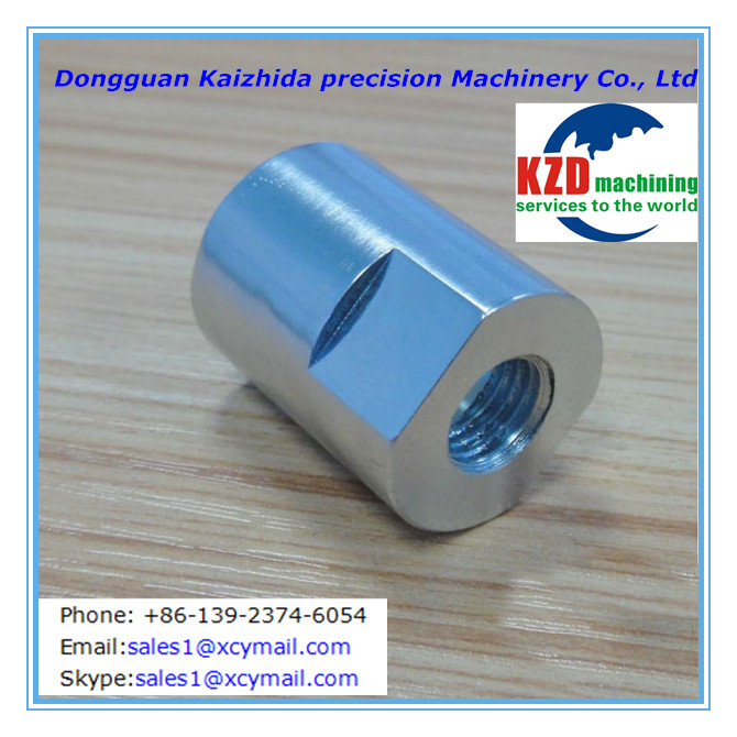 mini stainless steel central machinery lathe engine parts in enterprise