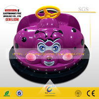 high quality battery bumping car/battery bumper rides/arcade bumper car