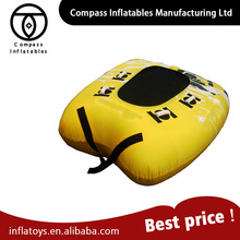 2016 New Arrvail Funny Water Toys Towable Tube
