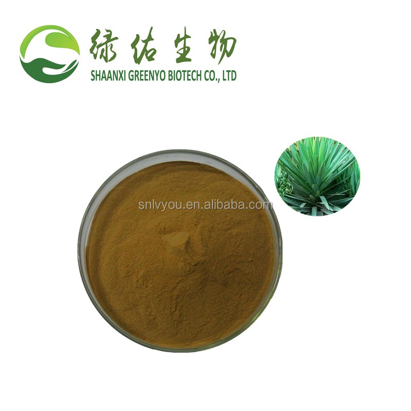 Factory supply top quality yucca schidigera extract powder Sarsaponin50%