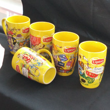 customized lipton cup fro promotion